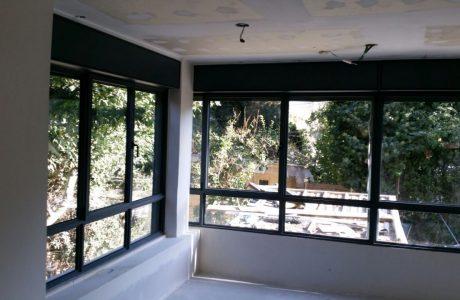 סגירת מרפסת – להפוך שטח לא מנוצל לחלק מהבית