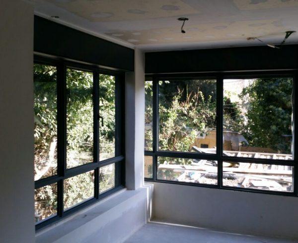 חלונות מפרופיל בלגי