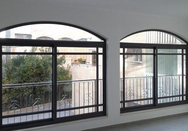 חלונות אלומיניום בירושלים